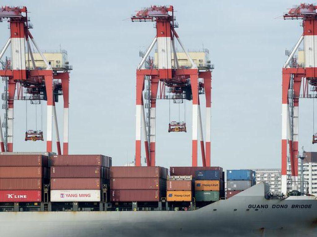 Nyaris 2 Tahun Turun Terus, Ekspor Jepang Terburuk Sejak 1987