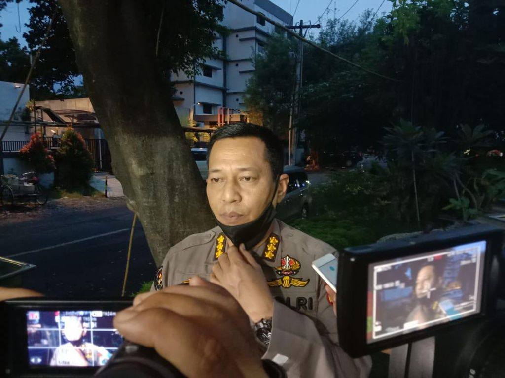 Anggota DPRD Sumut Diduga Aniaya Polisi Berawal dari Saling Senggol