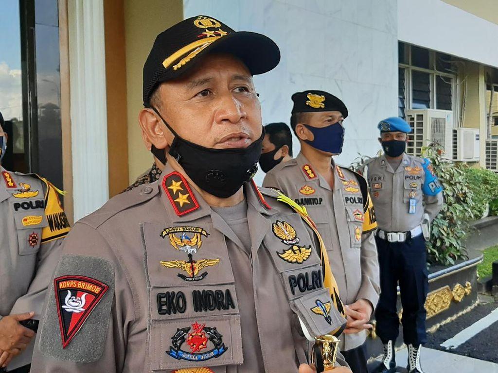 Siaga Karhutla, Polda Sumsel Terjunkan 1.500 Personel di 10 Daerah Rawan