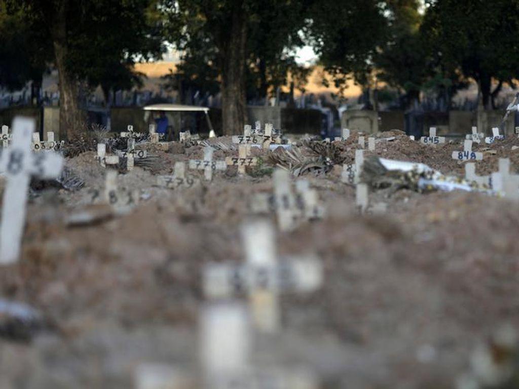 Kematian COVID-19 di Amerika Latin Melonjak Drastis, Tembus 70 Ribu Orang