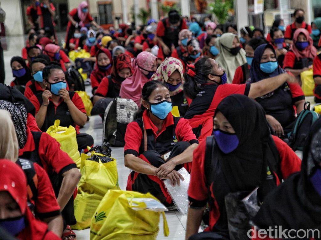 Malaysia Akan Deportasi 4.200 TKI Ilegal di Tengah Pandemi Corona