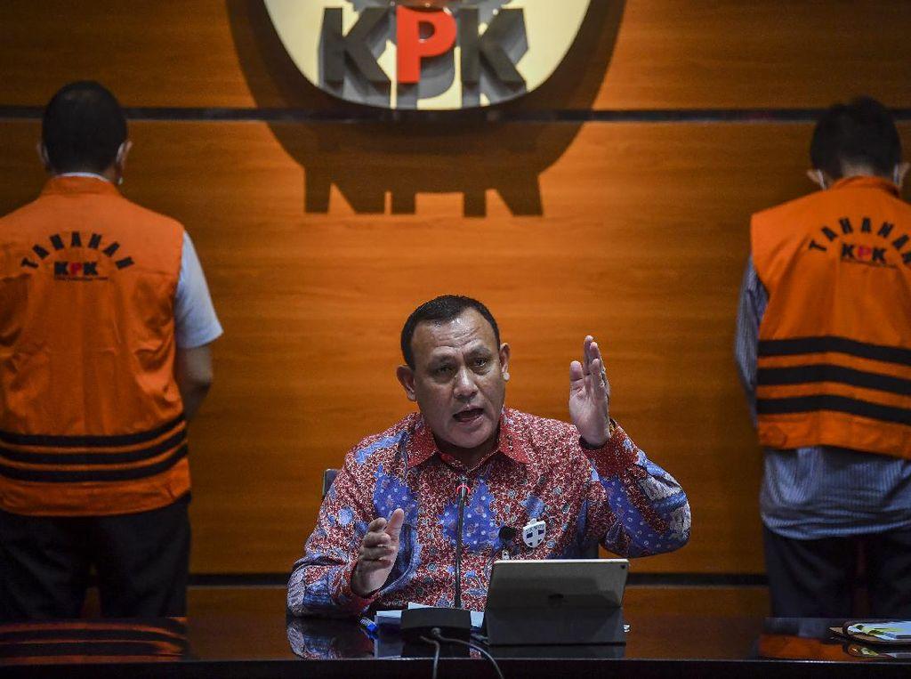 Ketua KPK: Kasus Suap Kutai Timur Contoh Nyata Nepotisme Sebabkan Korupsi