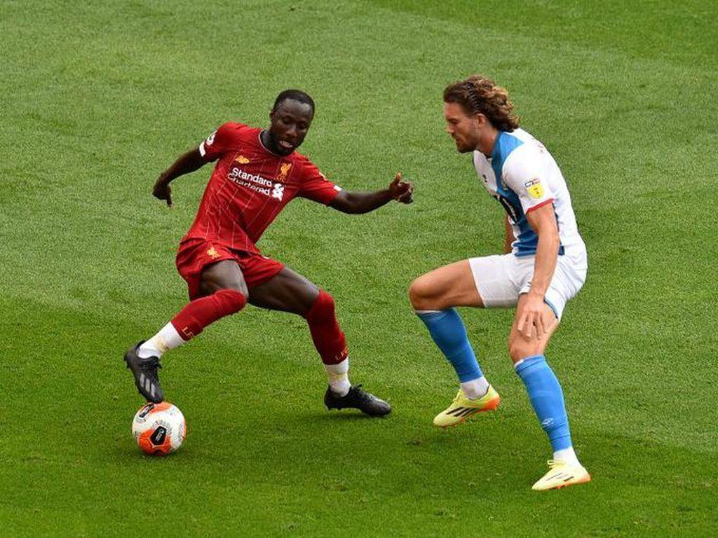 Video Setengah Lusin Gol Liverpool Hancurkan Blackburn