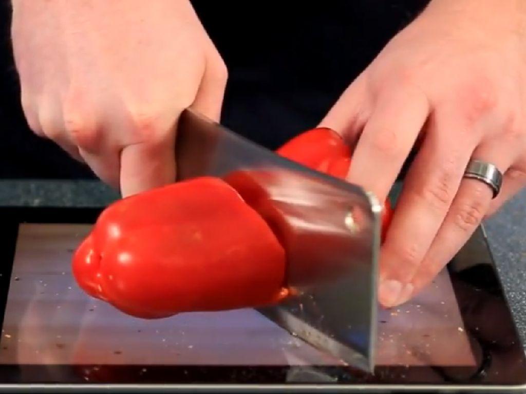 Tajir! Gadget Canggih Ini Dijadikan Talenan hingga Wadah Saji