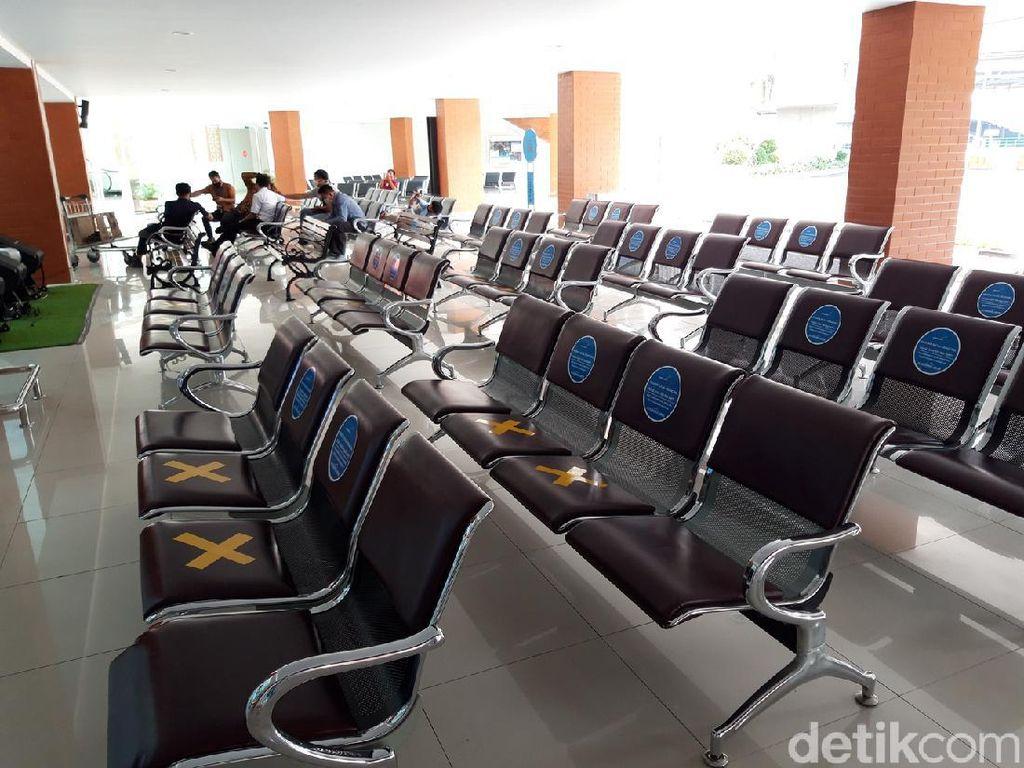 Melihat Persiapan New Normal di Bandara Adi Soemarmo