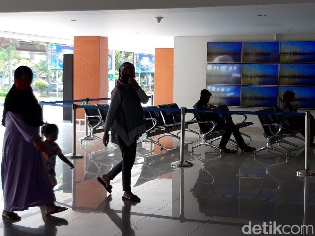 New Normal ala Bandara Adi Soemarmo