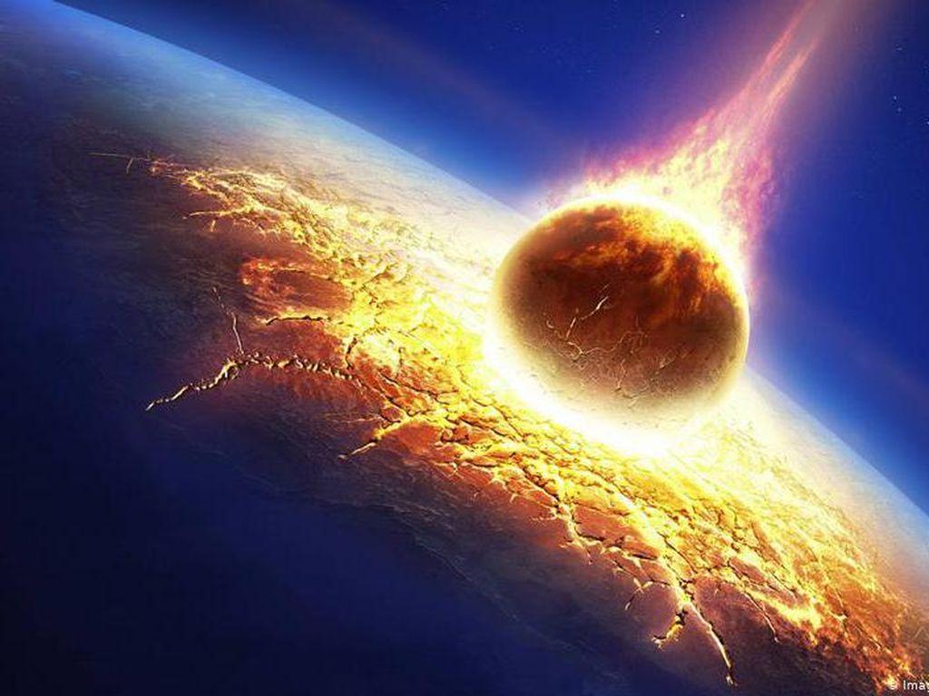 Dear Netizen, Asteroid 2021 Cuma Simulasi Bencana