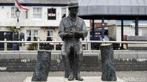 Cegah Pengrusakan, Patung Pelopor Pramuka Baden-Powell Dipindahkan