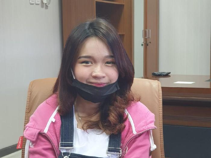 Penampakan Syifa gadis cantik Bandung saat ditemukan di Garut