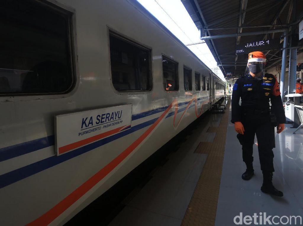 PPKM Level 4 Lanjut, Ini Syarat Penumpang Kereta Jarak Jauh Mulai 26 Juli