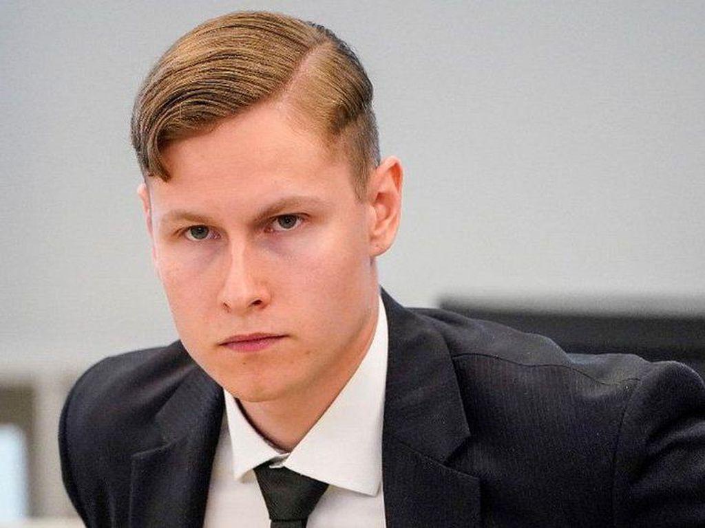 Philip Manshaus, Pelaku Serangan Masjid Norwegia Divonis Penjara 21 Tahun