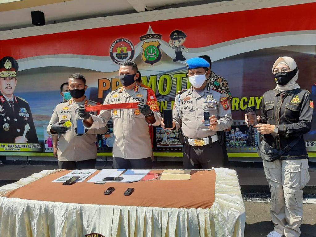 Ditangkap Polisi, Pembobol ATM di Depok Ketahuan Simpan Jimat
