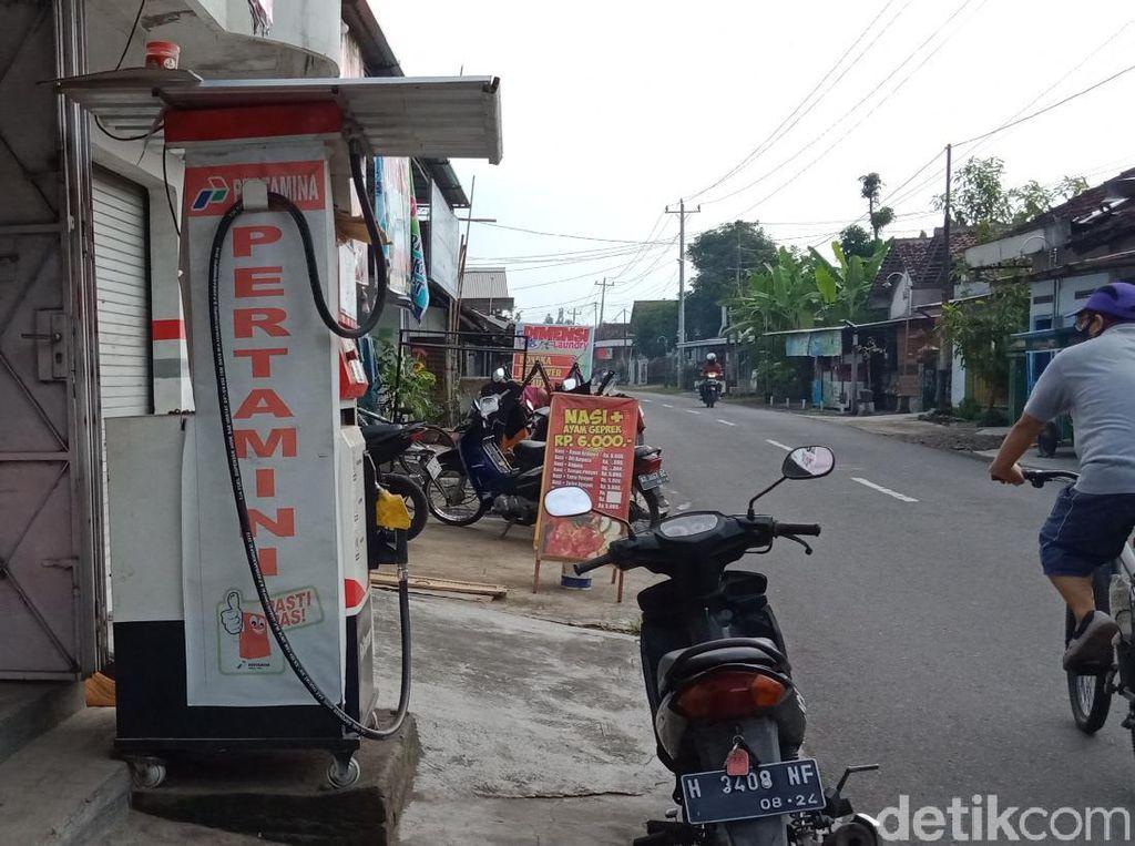 Viral Pemotor Beli BBM Lalu Santuy Kabur di Klaten, Polisi Periksa CCTV