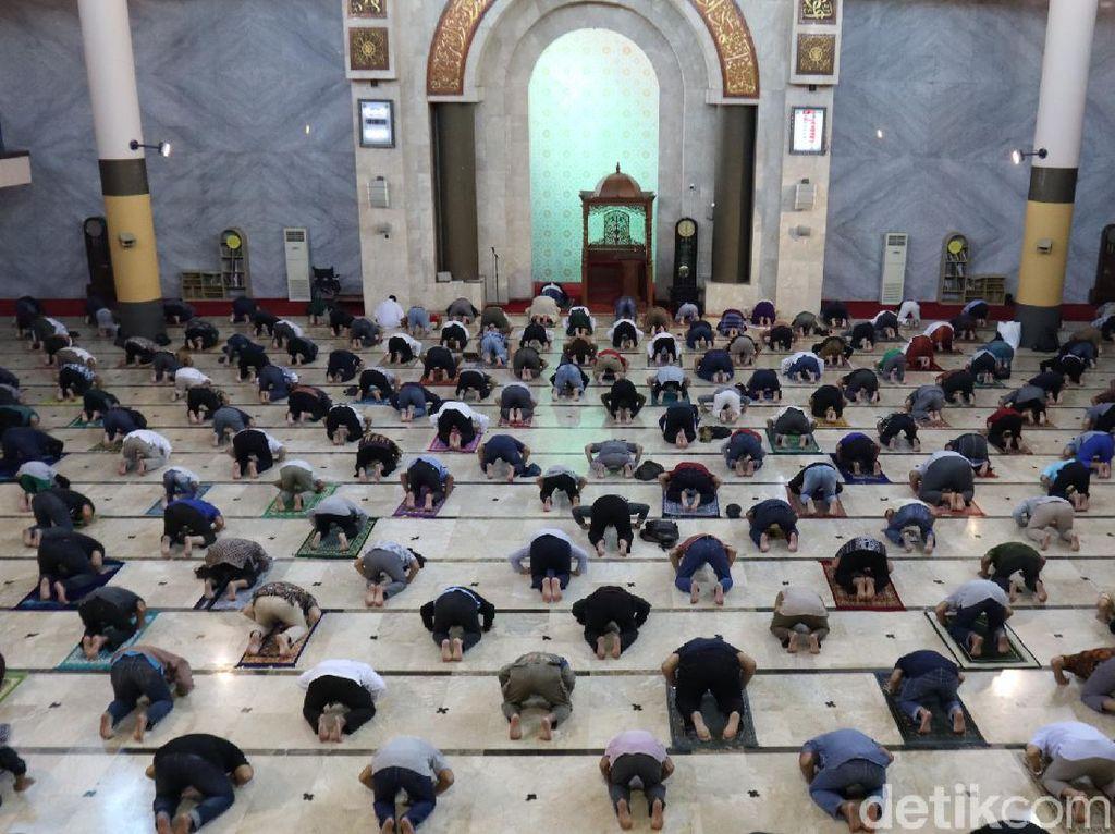 MUI Bogor Belum Terima Laporan Terkait Masjid Gelar Salat Jumat 2 Gelombang