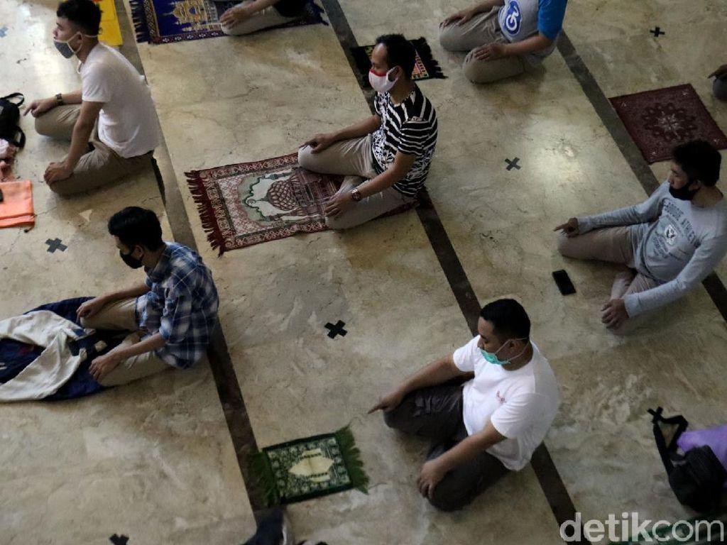 Masjid di Sarawak Tambah Kuota Jamaah Salat di Masjid Hingga 80 Orang