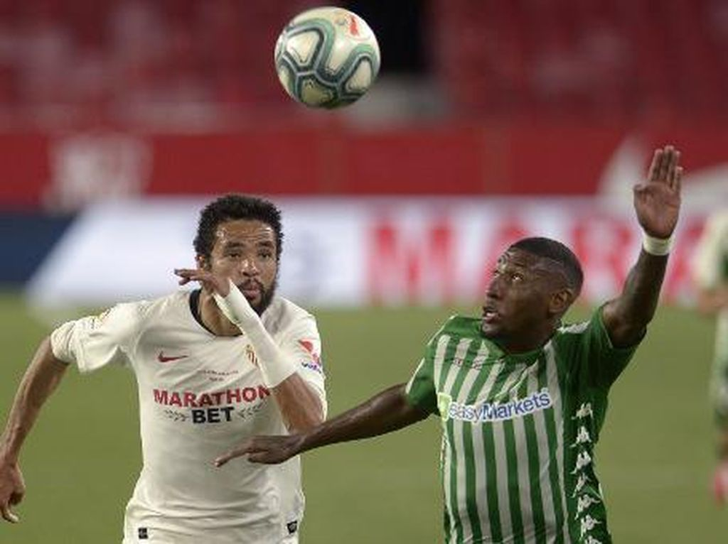 La Liga Spanyol Mulai Lagi, Sevilla Vs Real Betis Ramai Dibahas