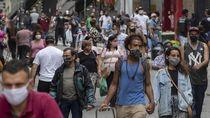 Warga Brasil Protes Buruknya Penanganan Pandemi Corona