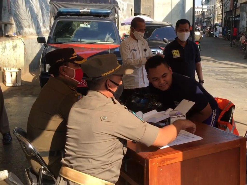 Peradi Dukung Sanksi Pidana Bagi Pelanggar Prokes di Jakarta