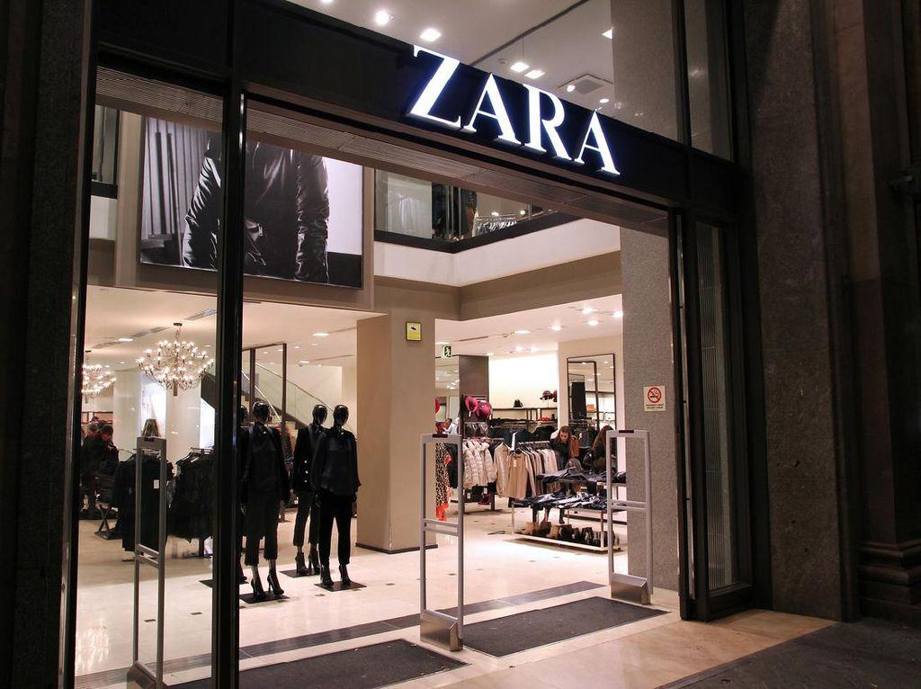 Merek China Mau Kalahkan Zara dan H&M Pakai Jurus Ini