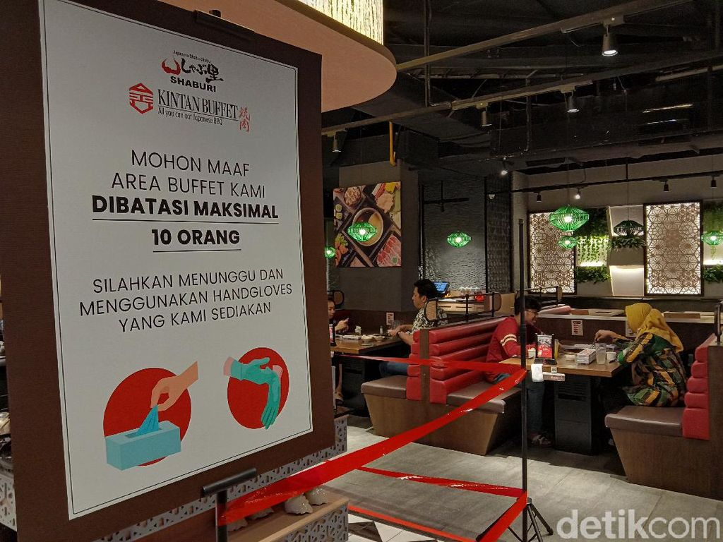 Mal Tangguh di Surabaya Bersiap Diri Sambut New Normal New Spirit