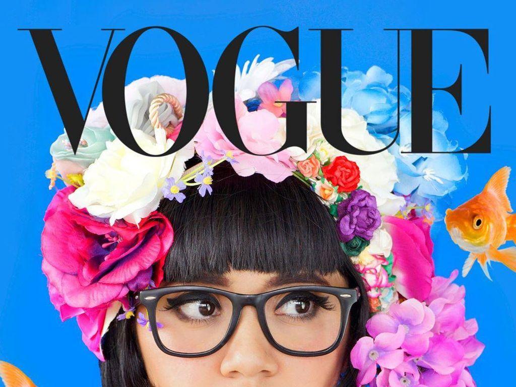 Viral Vogue Challenge, Semua Orang Bisa Jadi Model Sampul Majalah Bergengsi