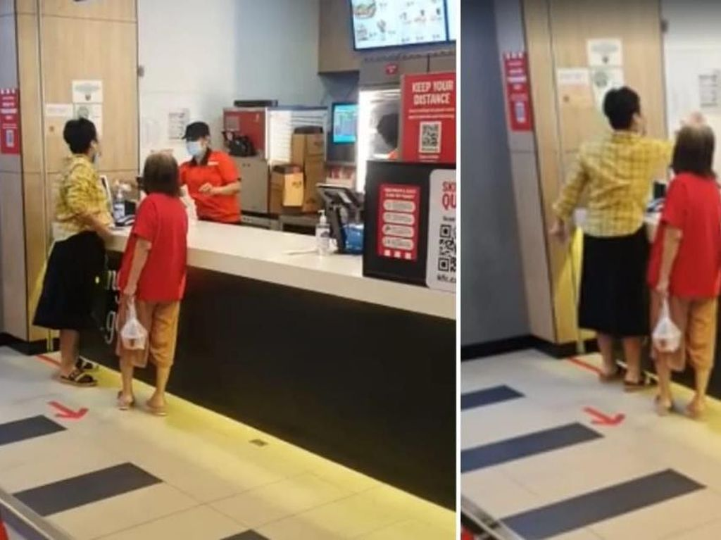 Ludahi Pegawai KFC, Wanita Ini Dituntut 6 Bulan Penjara