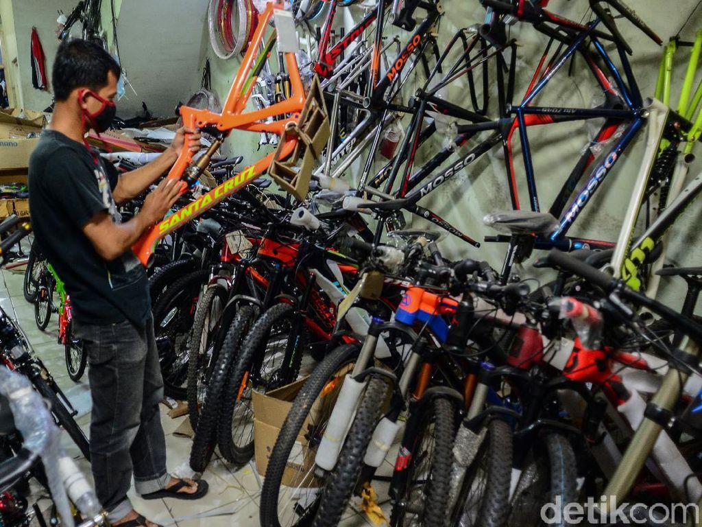Saran Bagi Pengguna Kendaraan Bermotor yang Ingin Menjajal Sepeda