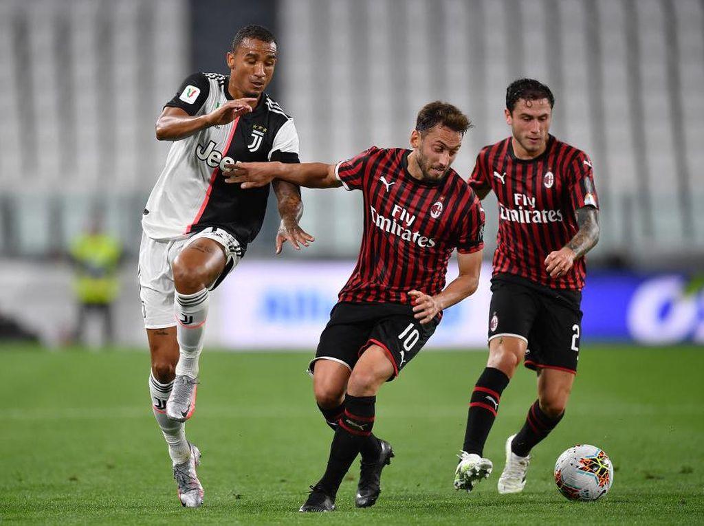 Laju Buruk AC Milan saat Bertemu Juventus Berlanjut