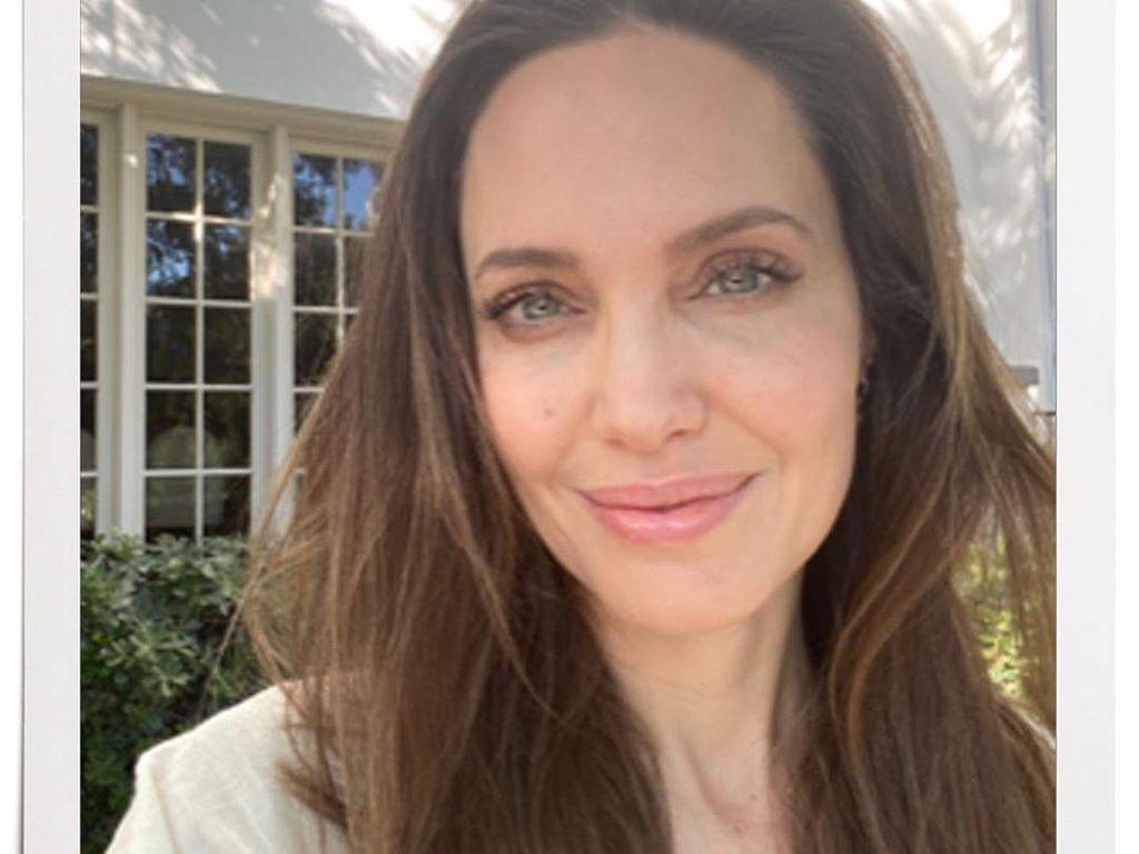 Angelina Jolie Blak-blakan Tolak Film Ini karena Predator Seks Harvey Weinstein
