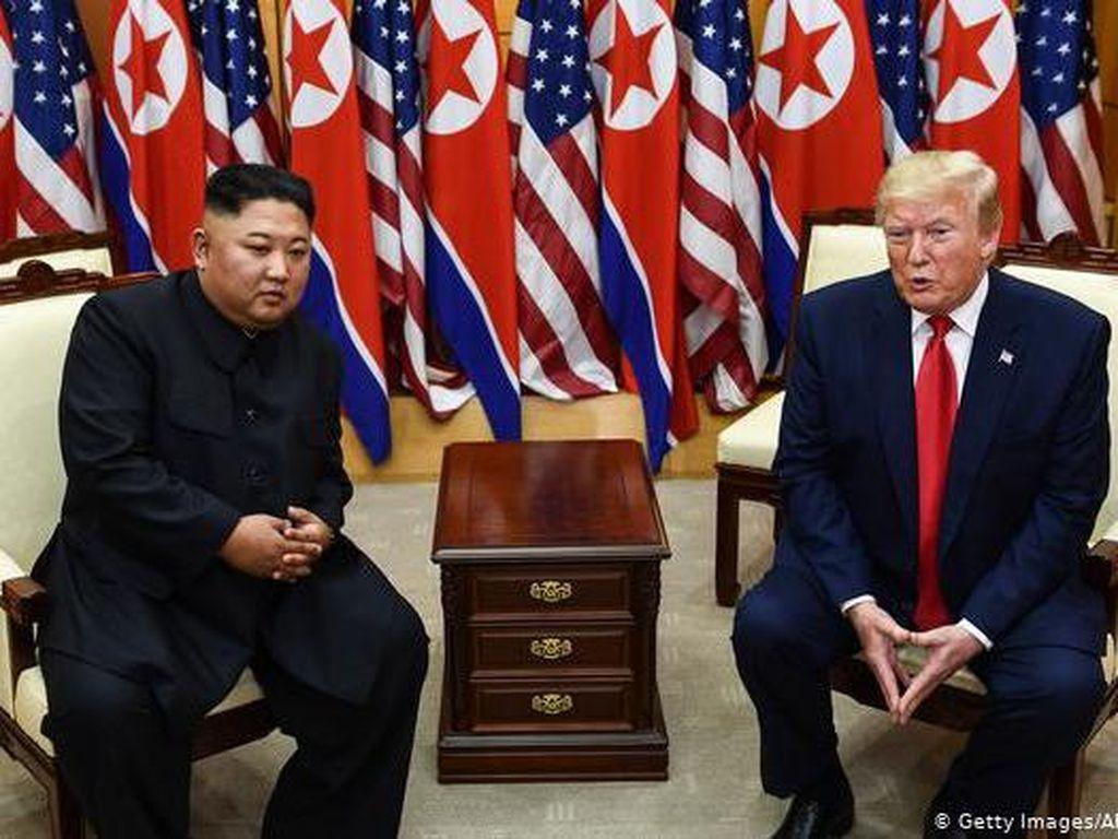 Korut: Nyaris Tidak Ada Alasan Pertahankan Hubungan Kim Jong Un dan Trump