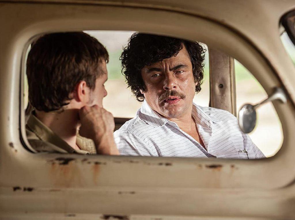 Sinopsis Escobar: Paradise Lost, Dibintangi Benicio del Toro