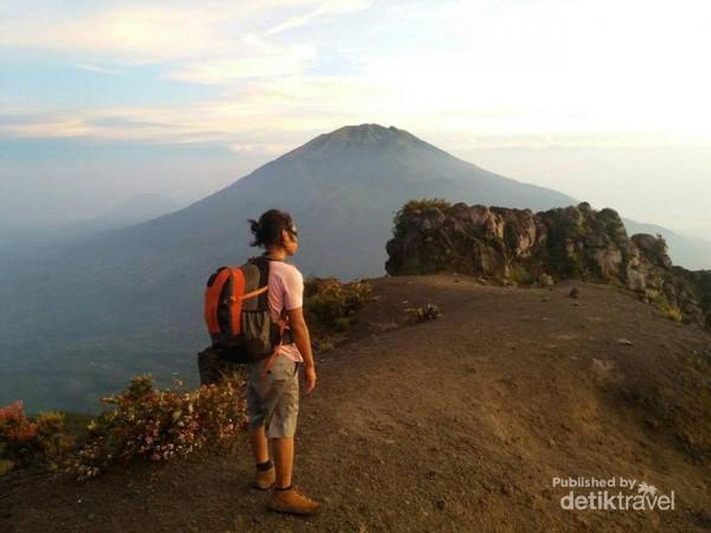Menahan Rindu Kembali ke Gunung Merbabu dan Merapi