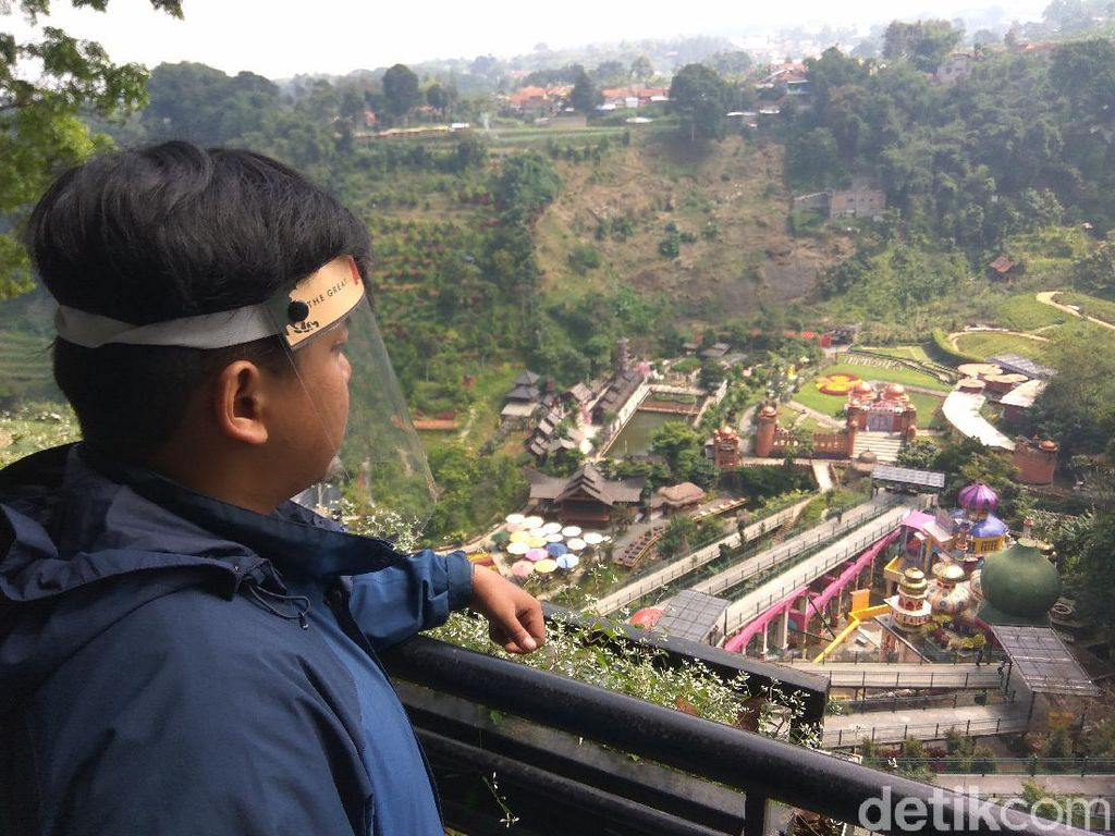 Tiket Tempat Wisata di Bandung Barat Naik 30%