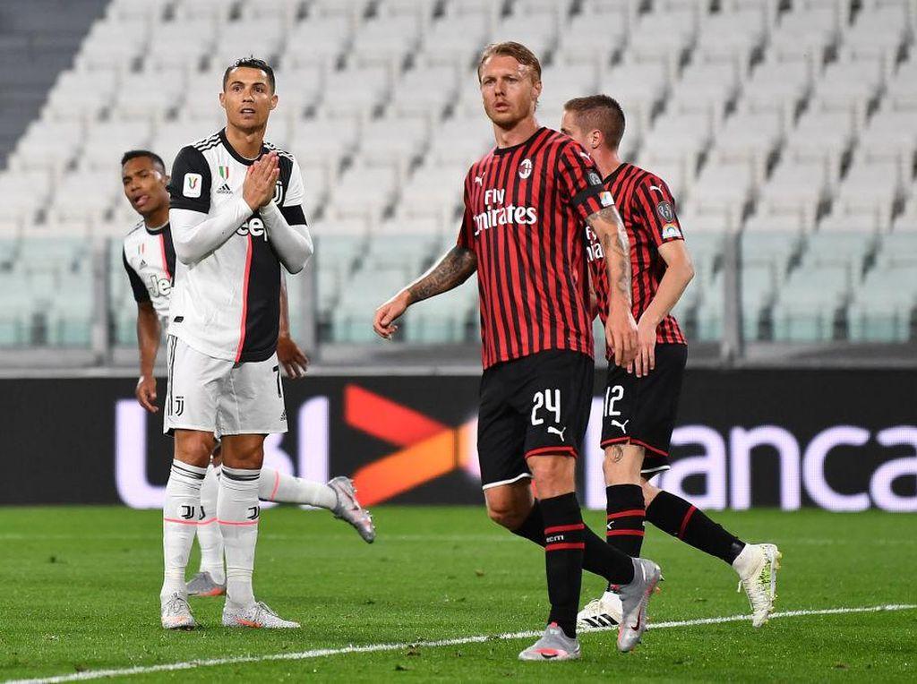 AC Milan Vs Juventus, Prediksi Milanisti dan Juventini