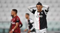 Video: Diimbangi AC Milan, Juventus ke Final Coppa Italia