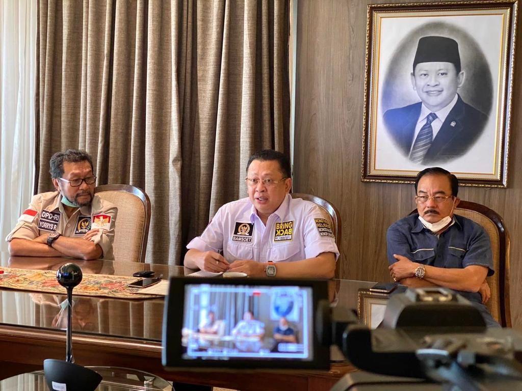 Ketua MPR: Menyuarakan Keadilan Tak Sama dengan Makar atau Kriminal
