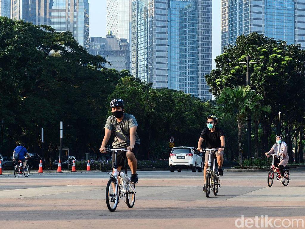 Bersepeda ke Kantor, Idealnya di Bawah Jarak 5 km