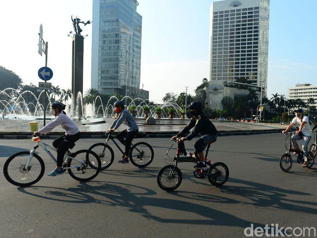 Dear Pesepeda, Tetap Saling Berbagi di Jalan Raya Ya
