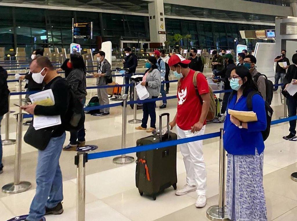 Sederet Jurus Operator Bandara Bertahan di Tengah Corona