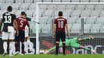 Saat Ronaldo Gagal Eksekusi Penalti ke Gawang AC Milan