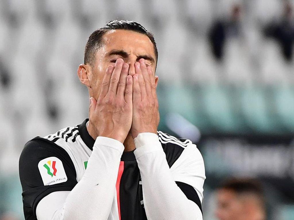 Ronaldo Mau Gocek atau Ngoper Sih? Bolanya Kabur Tuh...