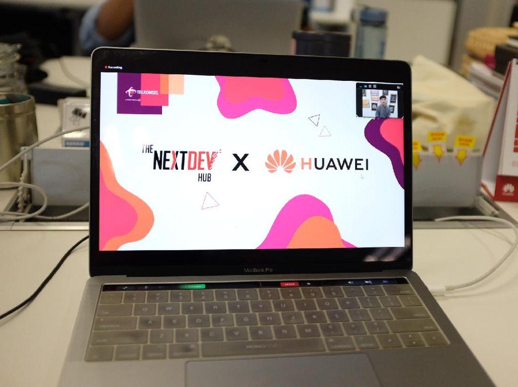 Duet Telkomsel-Huawei Kembangkan Ekosistem Digital RI