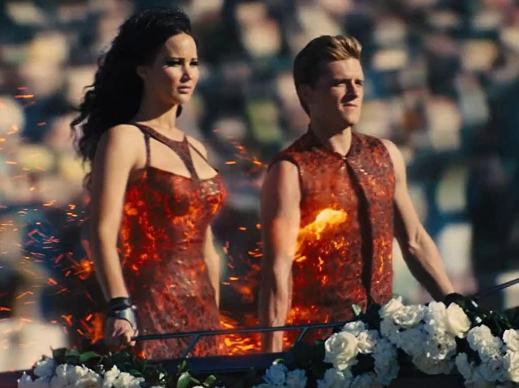 Fakta-fakta Film The Hunger Games: Catching of Fire