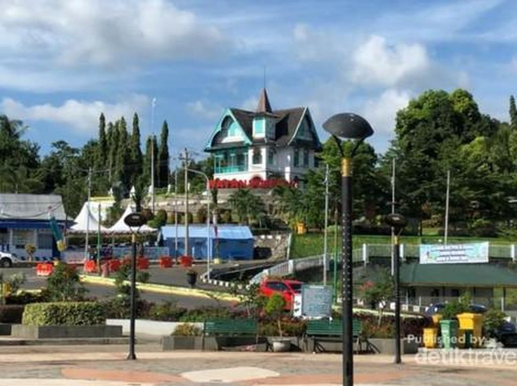 Vila Cantik Tapi Berhantu di Sulsel Ini Batal Dikunjungi Ratu Belanda