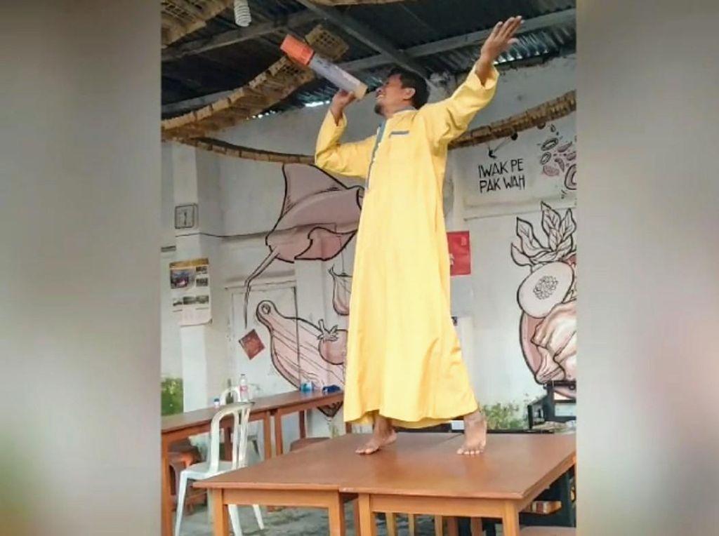 Viral TikTok Kadis Bondowoso Joget India, Netizen Ramai Bikin Video Tandingan