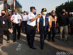 Wali Kota Bandung Pantau Pengoperasian Kembali Terminal Leuwipanjang