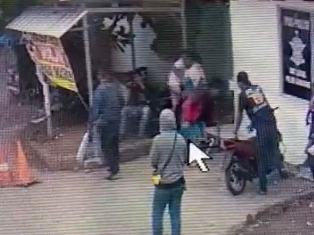 Ngamuk dan Peras Pedagang Pasar, Preman di Garut Ditangkap