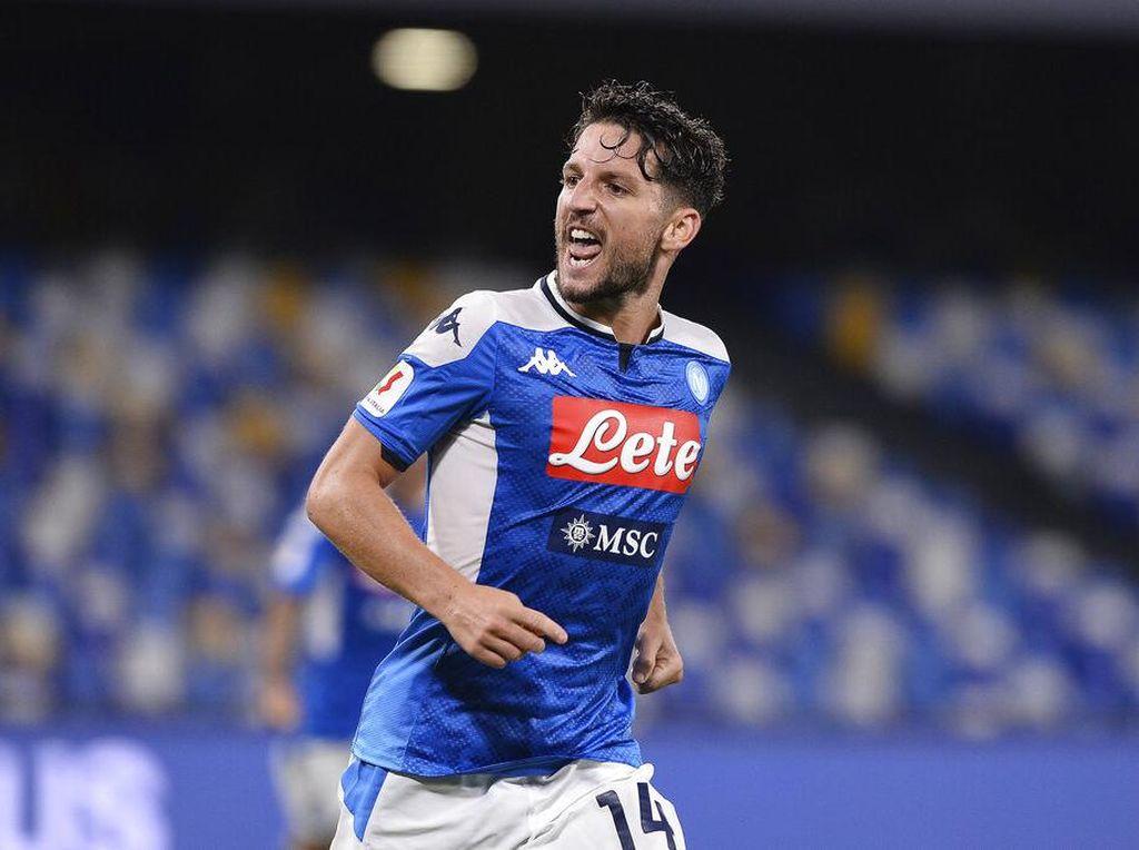Mertens Kini Top Scorer Sepanjang Masa Napoli