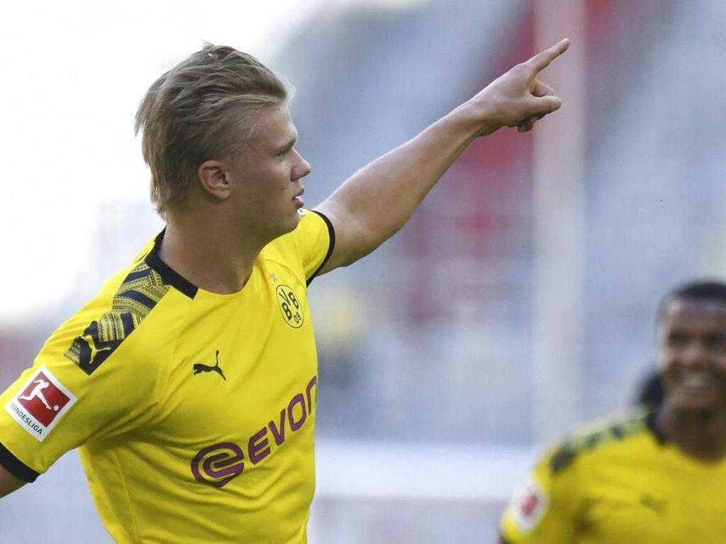 Dortmund Tak Bisa Terus-terusan Andalkan Haaland