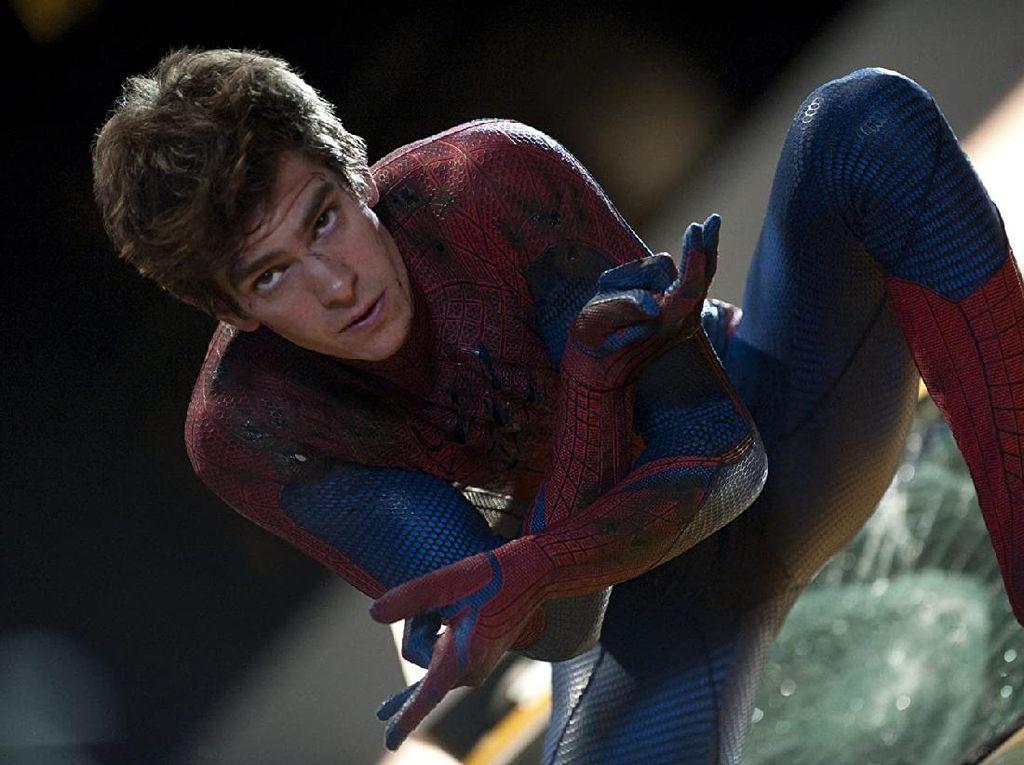 Andrew Garfield Akhirnya Bicara soal Tampil di Spider-Man: No Way Home